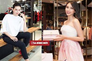 Nguyễn Thúc Thùy Tiên xinh đẹp trong buổi thử đồ trước ngày sang Nhật dự Hoa hậu Quốc tế