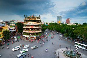 Thời tiết đêm 19 ngày 20/10: Hà Nội ngày tạnh ráo, Nam Bộ mưa lớn diện rộng