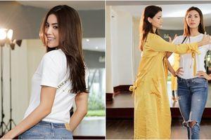 Minh Tú mời 'chị đại' Asia's Next Top Model dạy catwalk chuẩn bị cho cuộc đua Miss Supranational 2018