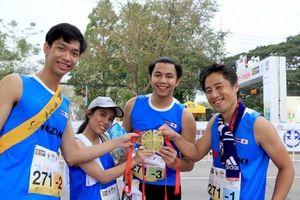 Hơn 1.600 vận động viên tham gia giải chạy 'Chạy vì an toàn giao thông'