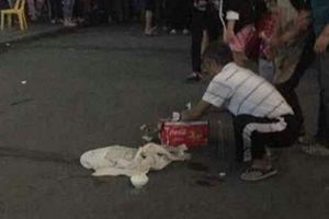 Hà Nội: Một trẻ sơ sinh rơi từ tòa nhà chung cư xuống đất tử vong