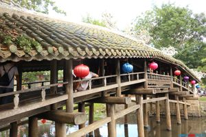 Thừa Thiên - Huế: Khám phá cầu ngói Thanh Toàn gần 250 năm tuổi