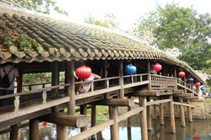 Khám phá cầu ngói Thanh Toàn gần 250 năm tuổi ở Huế