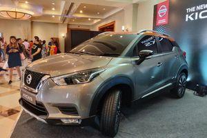 Crossover cỡ nhỏ Nissan Kicks ra mắt, giá chỉ 300 triệu đồng