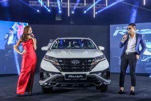 Toyota Rush 2018 ra mắt với động cơ 1.5L mới