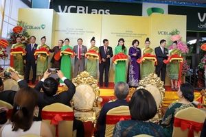 Phó Tổng giám đốc Vietcombank làm Chủ tịch Hội đồng quản trị ngân hàng con tại Lào