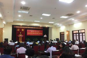 Hải Phòng: Hội nghị báo cáo viên tháng 10