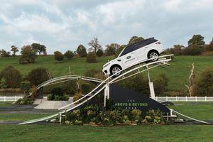 VMS 2018: Land Rover tổ chức off-road xe sang