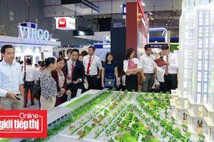 Hơn 1.500 gian hàng của 18 nước tham dự Triển lãm quốc tế Vietbuild