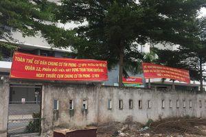 HoREA đề xuất giải quyết phản ánh của 408 hộ dân chung cư Tín Phong