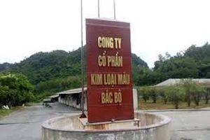 Tỉnh Lạng Sơn bác đề xuất của Công ty Cổ phần Kim loại mầu Bắc Bộ xin tái chế bình ắc quy thải