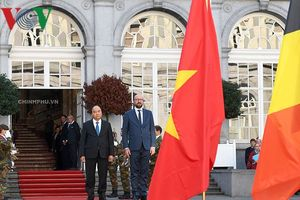 Toàn cảnh chuyến thăm Bỉ của Thủ tướng Nguyễn Xuân Phúc và Phu nhân