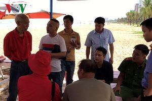 Du khách Trung Quốc đột quỵ ở biển Đà Nẵng