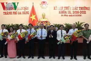 HĐND thành phố Đà Nẵng họp bất thường kiện toàn nhân sự