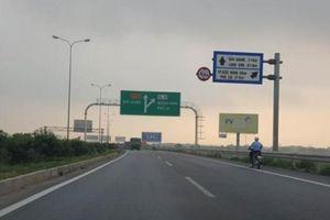 Chậm thực hiện đường gom Quốc lộ 1, đoạn Hà Nội - Bắc Giang