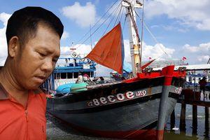 Ngư dân Quảng Nam kể phút tàu cá bị tàu sắt hung hăng tấn công ở Hoàng Sa