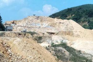 Khai thác cao lanh: Công ty Sơn Lâm CĐP bị 'tố' gây ô nhiễm