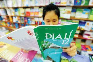Sẽ công bố bộ sách giáo khoa do Bộ Giáo dục và Đào tạo chủ trì biên soạn