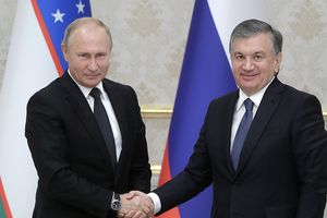 Nga đạt thỏa thuận hợp tác 27 tỷ USD với Uzbekistan