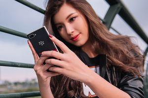 Blackberry KEY2 LE lên kệ từ đầu tháng 11, giá 11,79 triệu đồng