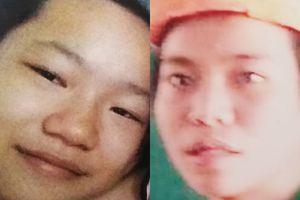 Hai học sinh mất liên lạc với gia đình một tuần