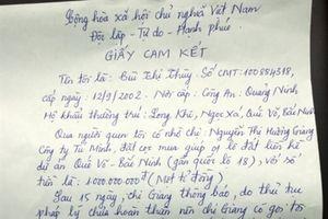 Công ty Cổ phần Bất động sản Tú Minh khẳng định không có chuyện lừa đảo