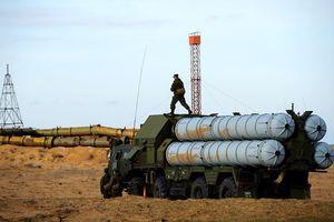 Món quà quý S-300 được Nga nâng cấp cẩn thận trước khi cho 'xuất trận' ở Syria