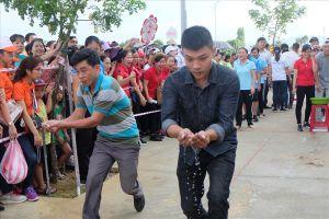 Đà Nẵng: Sôi động ngày hội CNVCLĐ quận Liên Chiểu