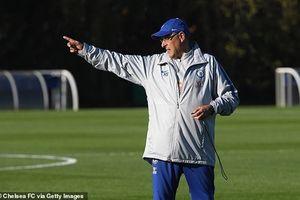 'Đại chiến xanh - đỏ': Sarri đặt trọn niềm tin vào Hazard khi đối đầu M.U