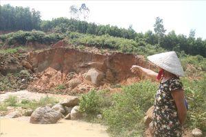 Lấy đất phục vụ cao tốc Đà Nẵng – Quảng Ngãi: Doanh nghiệp 'quên' hoàn thổ