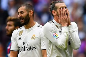 Gây thất vọng cùng cực, Real thua thảm Levante 1-2 ngay trên sân nhà