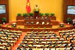 Thông cáo Kỳ họp thứ 6, Quốc hội khóa XIV