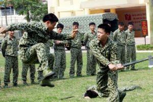 Những điều chưa biết về võ thuật trong quân sự