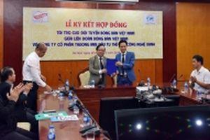 Đội tuyển Bóng bàn Việt Nam nhận thêm hợp đồng tài trợ mới