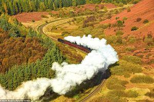 Đắm chìm trong cảnh sắc mùa thu đẹp nao lòng ở nước Anh
