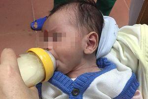 Bé 2 tháng tuổi bị bỏ rơi bên đường, nhiều người muốn nhận nuôi