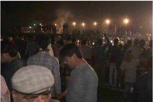 Ấn Độ: Tàu đâm thẳng đám đông đang mừng lễ hội, gần 60 người thiệt mạng