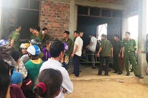 4 người trong một gia đình ở Hà Tĩnh chết trong tư thế treo cổ