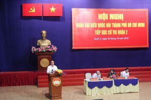 Ông Nguyễn Thiện Nhân: 'Chừng nào vấn đề Thủ Thiêm chưa giải quyết xong, chúng tôi vẫn quay trở lại'