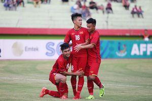 U19 Việt Nam chinh phục tấm vé tham dự U20 World Cup 2019