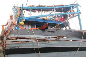 Cần lên án hành vi bắt người, phá tàu ngư dân VN