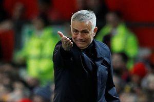 HLV Mourinho: 'Những chỉ trích ảnh hưởng đến tôi và các cầu thủ M.U'