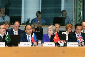 ASEM cần tiên phong đẩy mạnh hợp tác đa phương