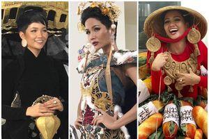 Hé lộ trang phục dân tộc của H'Hen Niê tại 'Miss Universe 2018'