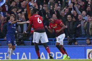 M.U bị Chelsea cầm hòa ở phút 90+6