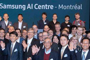 Samsung lập trung tâm trí tuệ nhân tạo ở Canada để cạnh tranh với Google