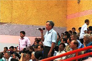 Cử tri Thủ Thiêm đề nghị thu hồi 51 dự án trả đất lại cho dân