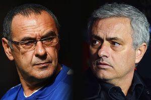 Chelsea vs M.U Ngày về bão tố của Mourinho