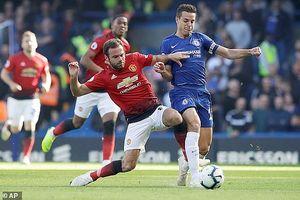 M.U đánh rơi chiến thắng trước Chelsea ở phút bù giờ