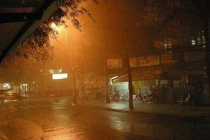 Thời tiết hôm nay 20/10: Hà Nội trời mát, lác đác có mưa vài nơi